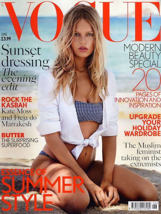Lot801 press - vogue magazine
