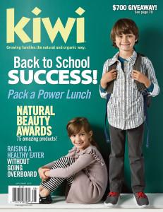 lot801 press features - Kiwi magazine