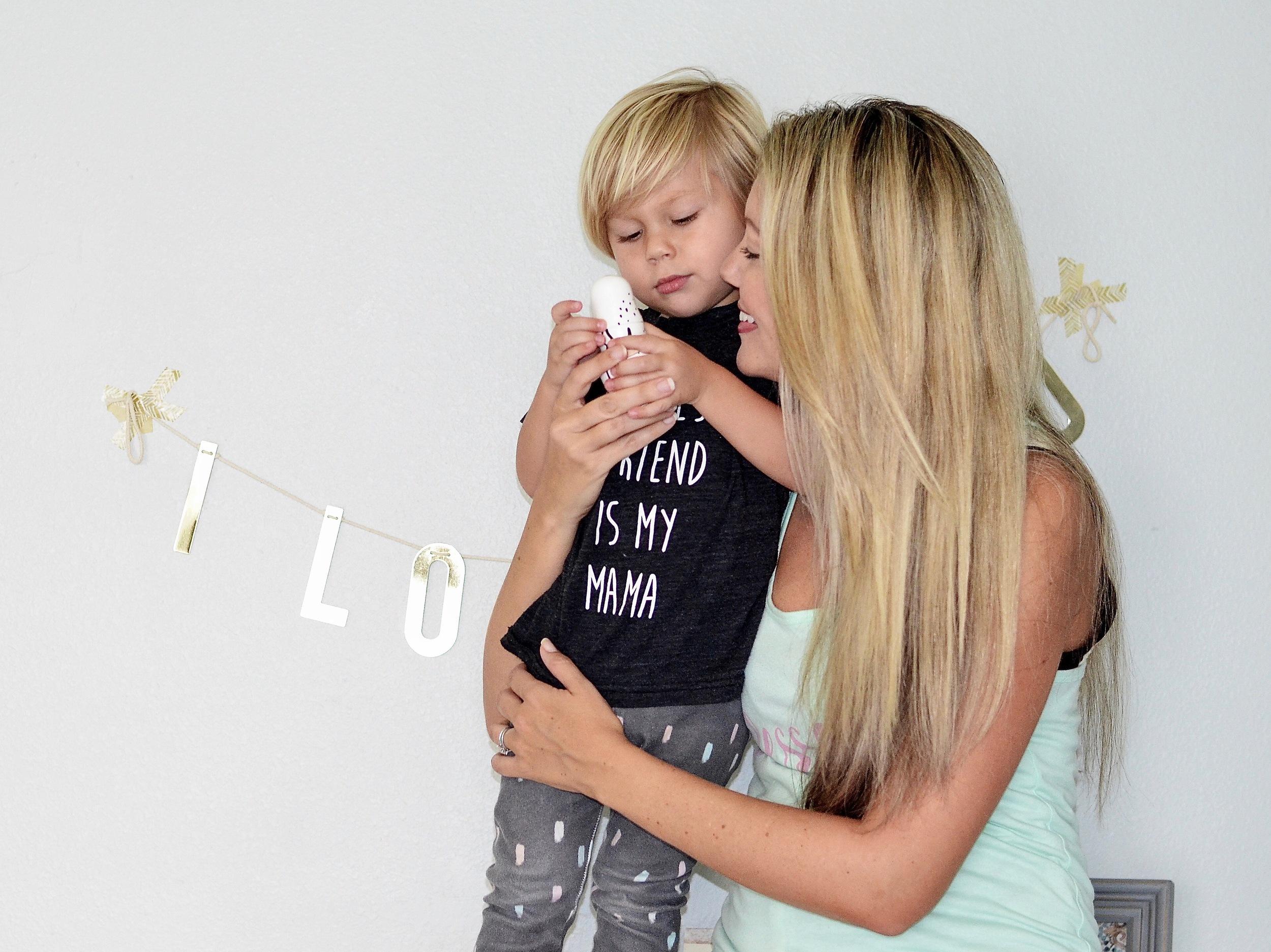 lot801 essential oils recipe for moms