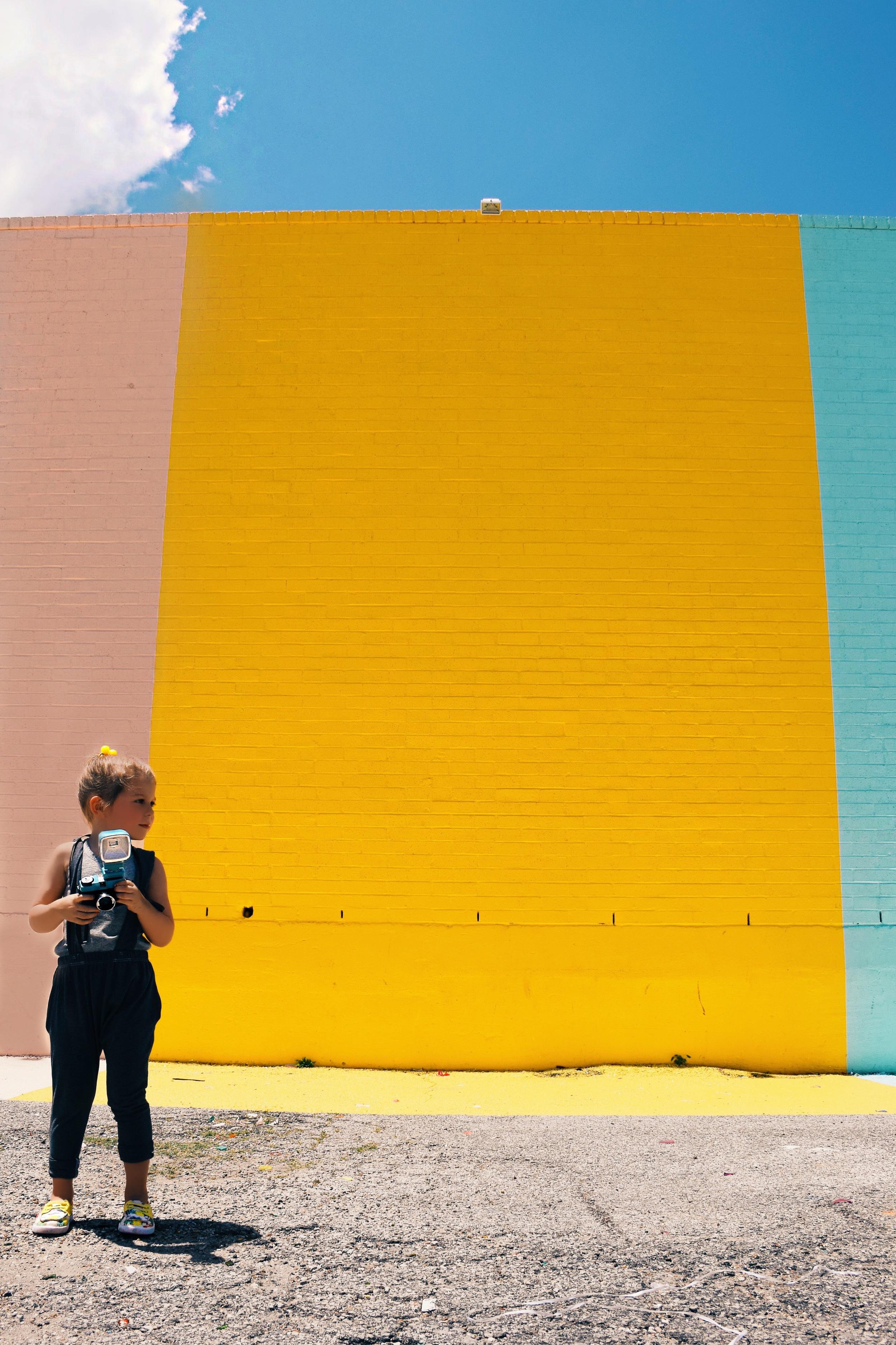 Lot801 suspender pants - grey for kids