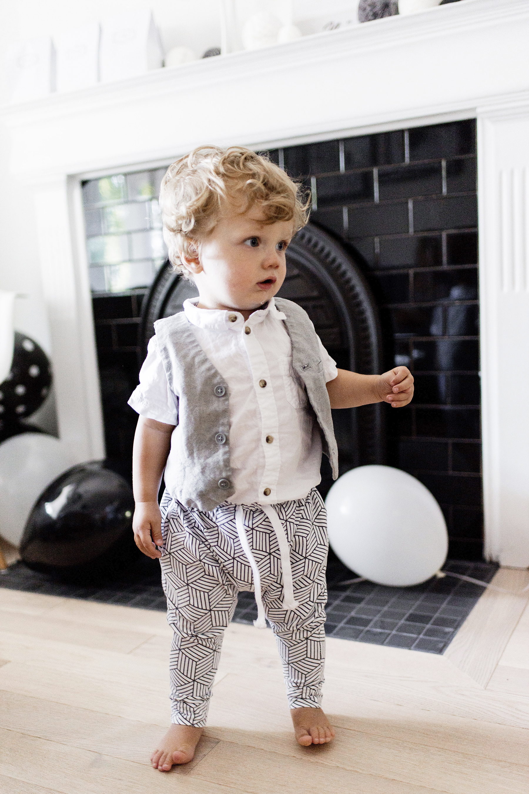 first birthday party decoration and ideas lot801 harem leggings