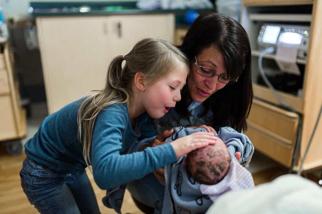 Lot801 birth story Koda hypnobirth video
