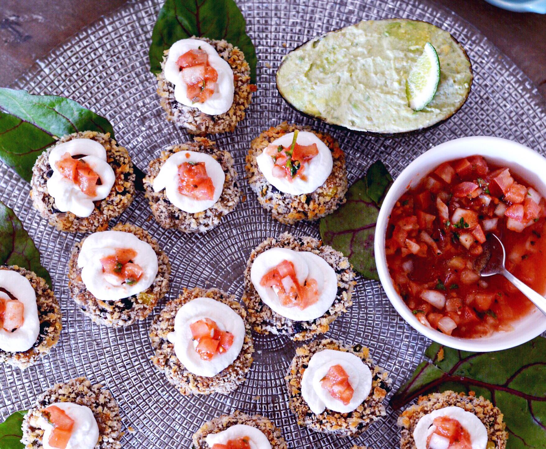 3 healthy dip alternatives - salsa