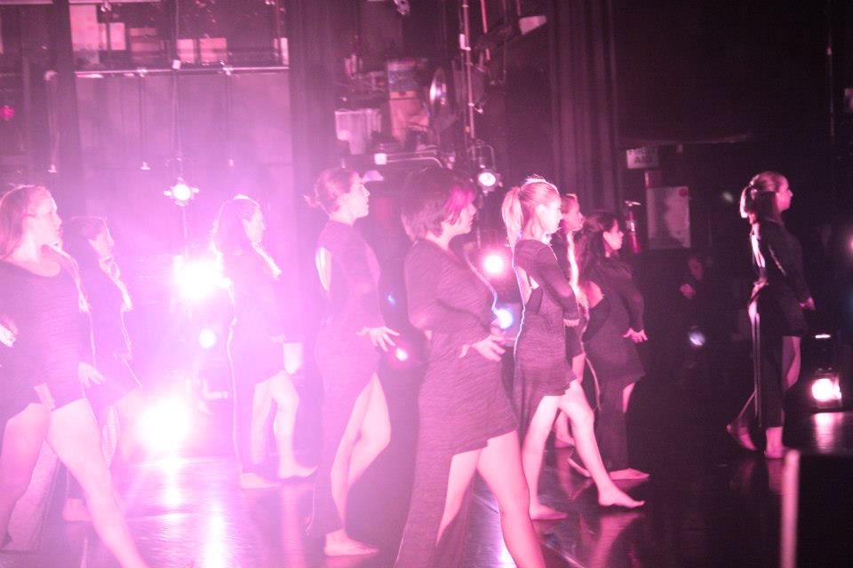 Thirteen Women - choreography: Holly Johnston