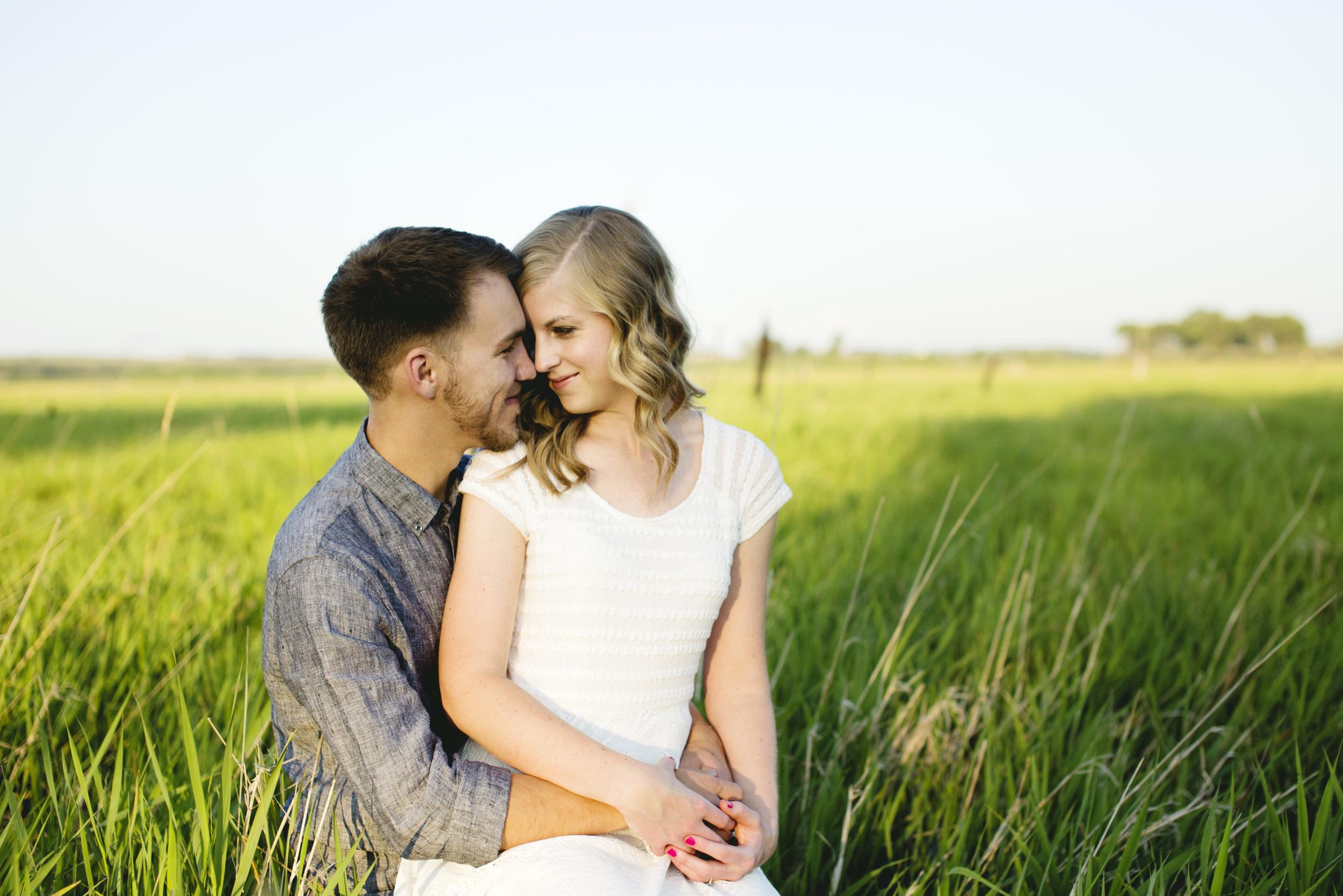 Josh and Jana Engaged