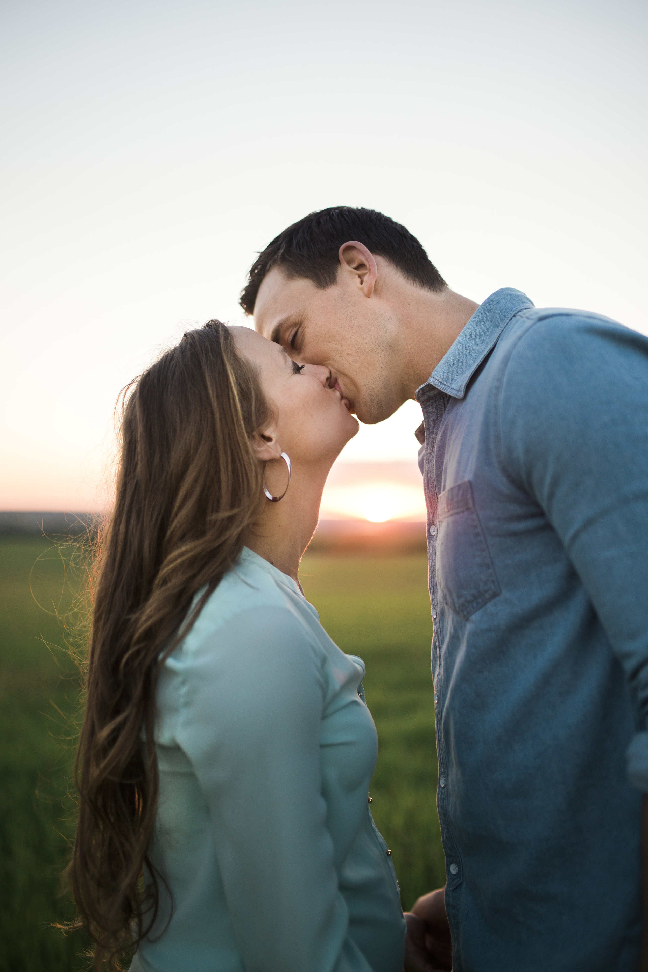 Bismarck, ND Couples Photography