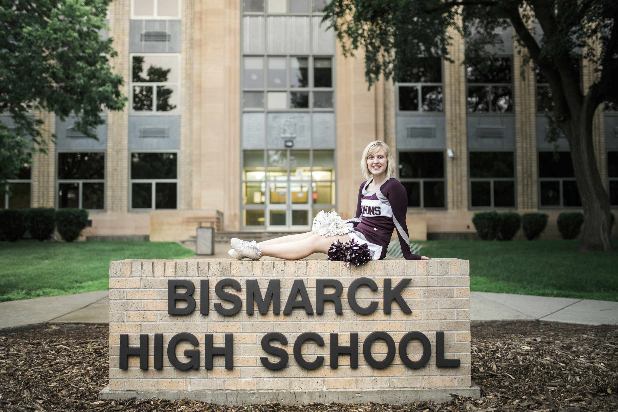 Bismarck, ND Senior Photography