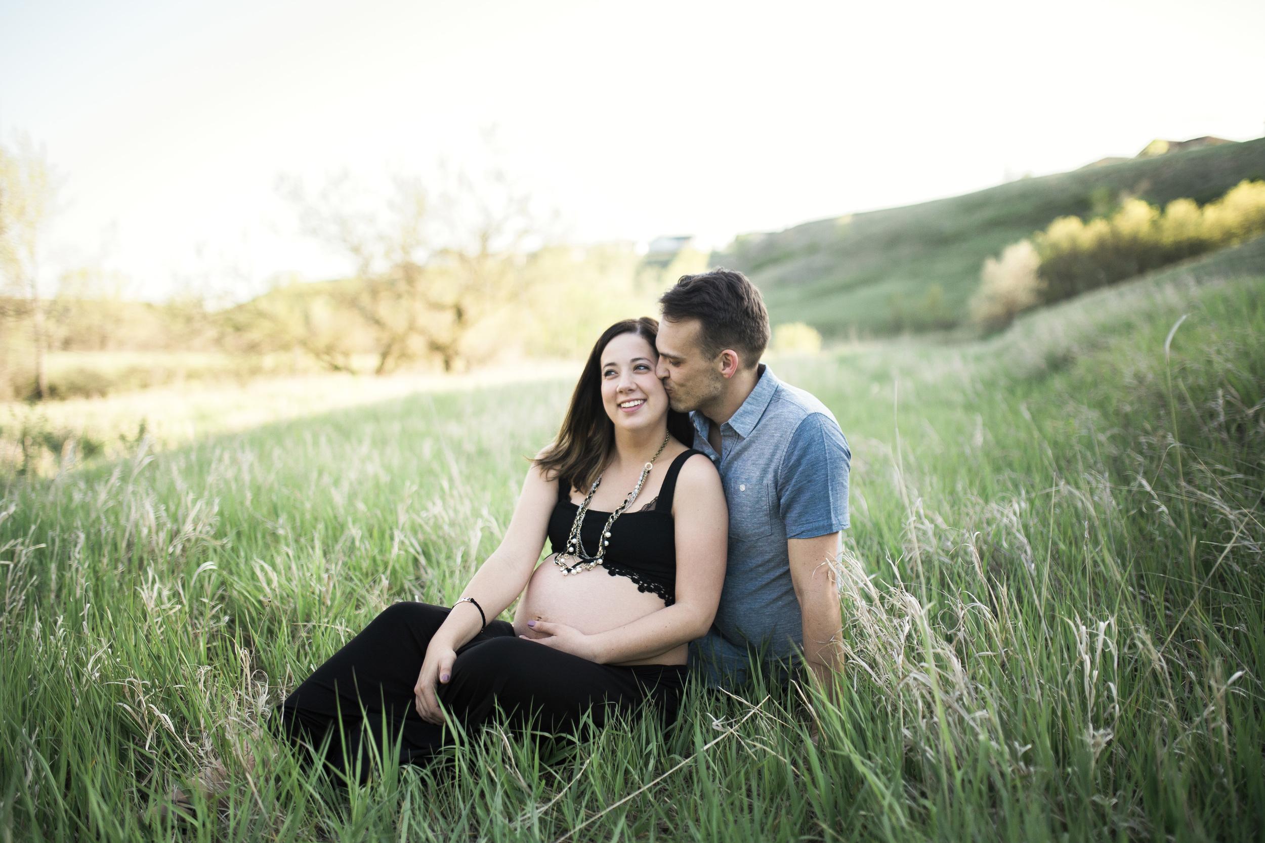 Bismarck, ND Maternity Photography