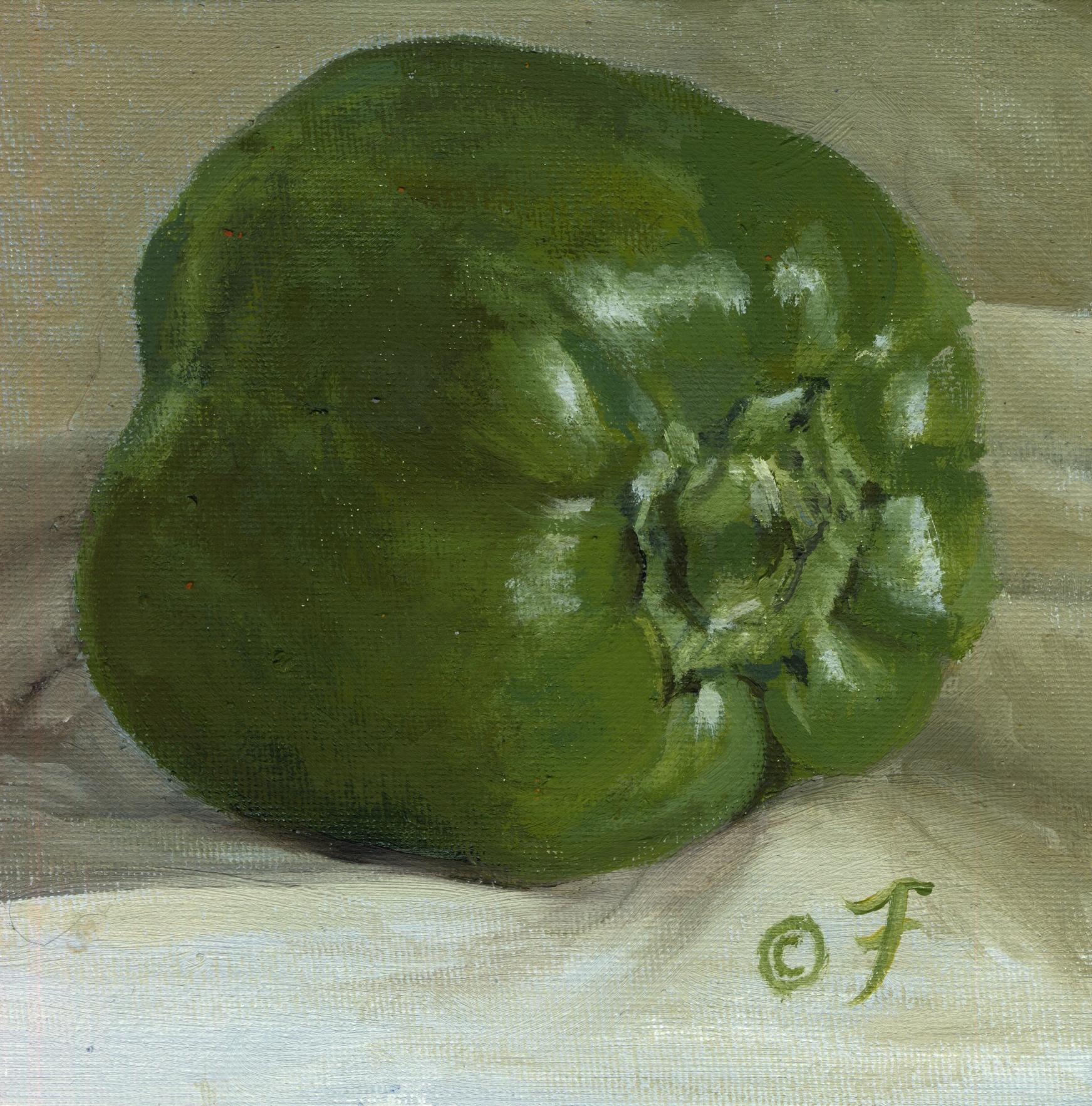 Green Pepper Solo