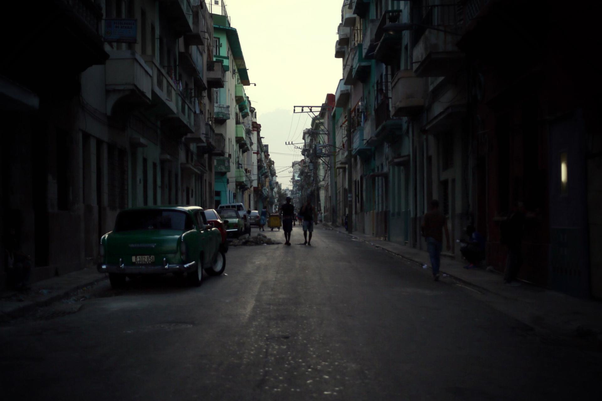 La Habana  © 2018   120 x 80 cm Edición de tres + 1 PA Impresión de archivo (2018)