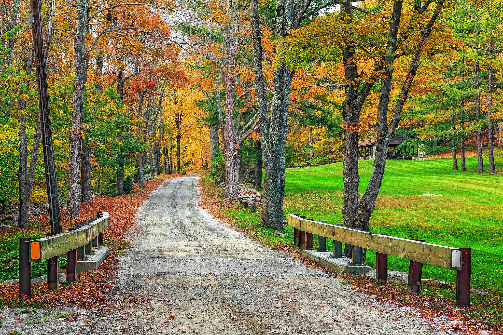 Taken at Macedonia State Park in Kent, Connecticut, USA.