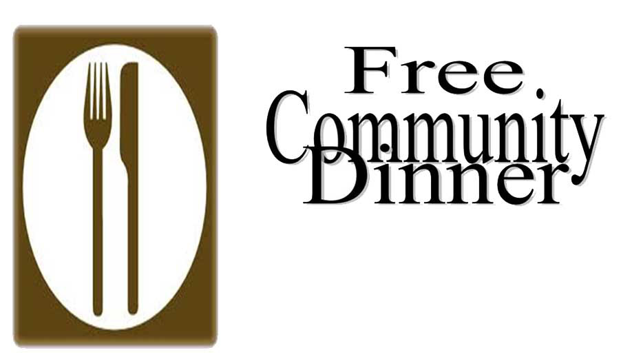 Bring a friend to dinner at WBC - 3rd Friday of each month - 5 PM to 7 PM - Everyone is welcome. Does this service to the community interest you?  Contact us  and let us know.