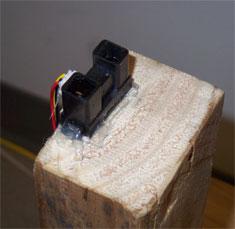 Infrared Sensor (For User Input)