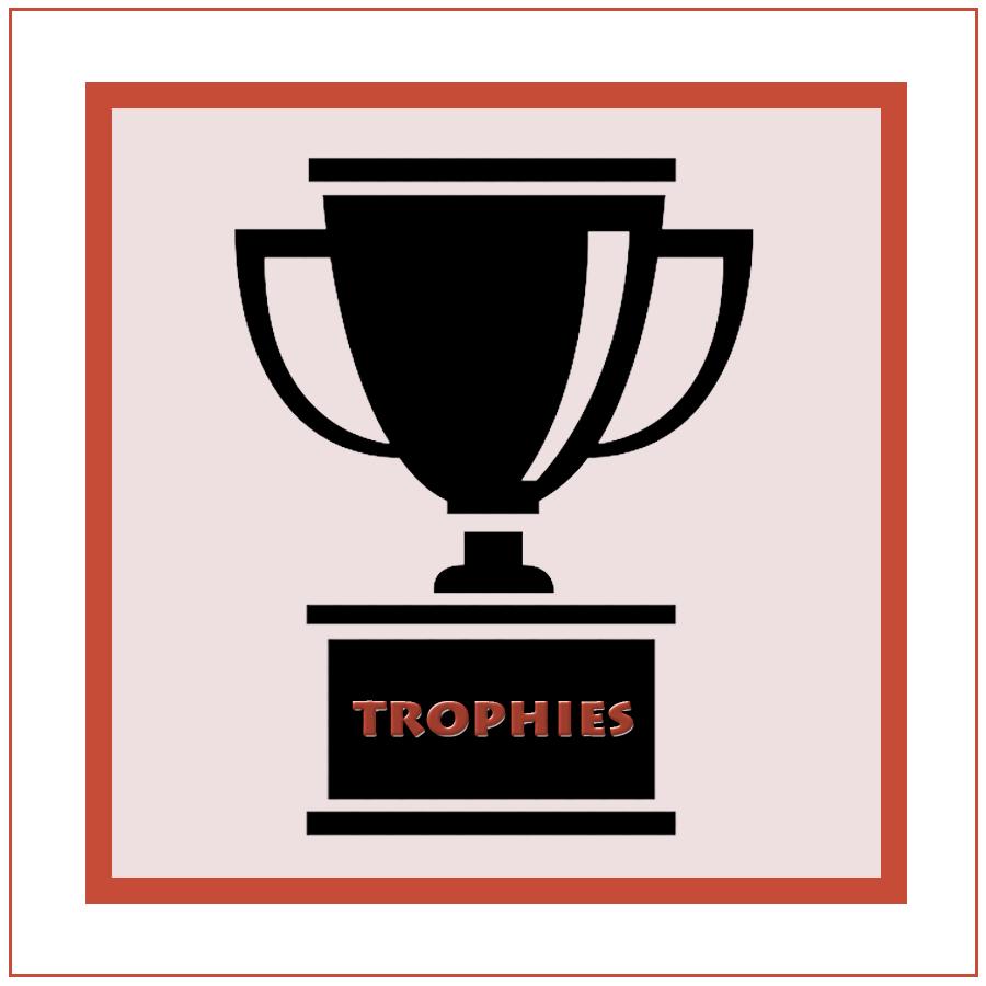 TROPHIES & RESINS