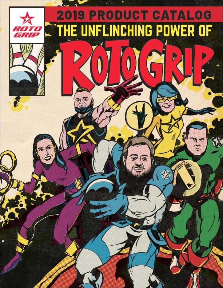 Roto Grip 2019 Catalog Cover