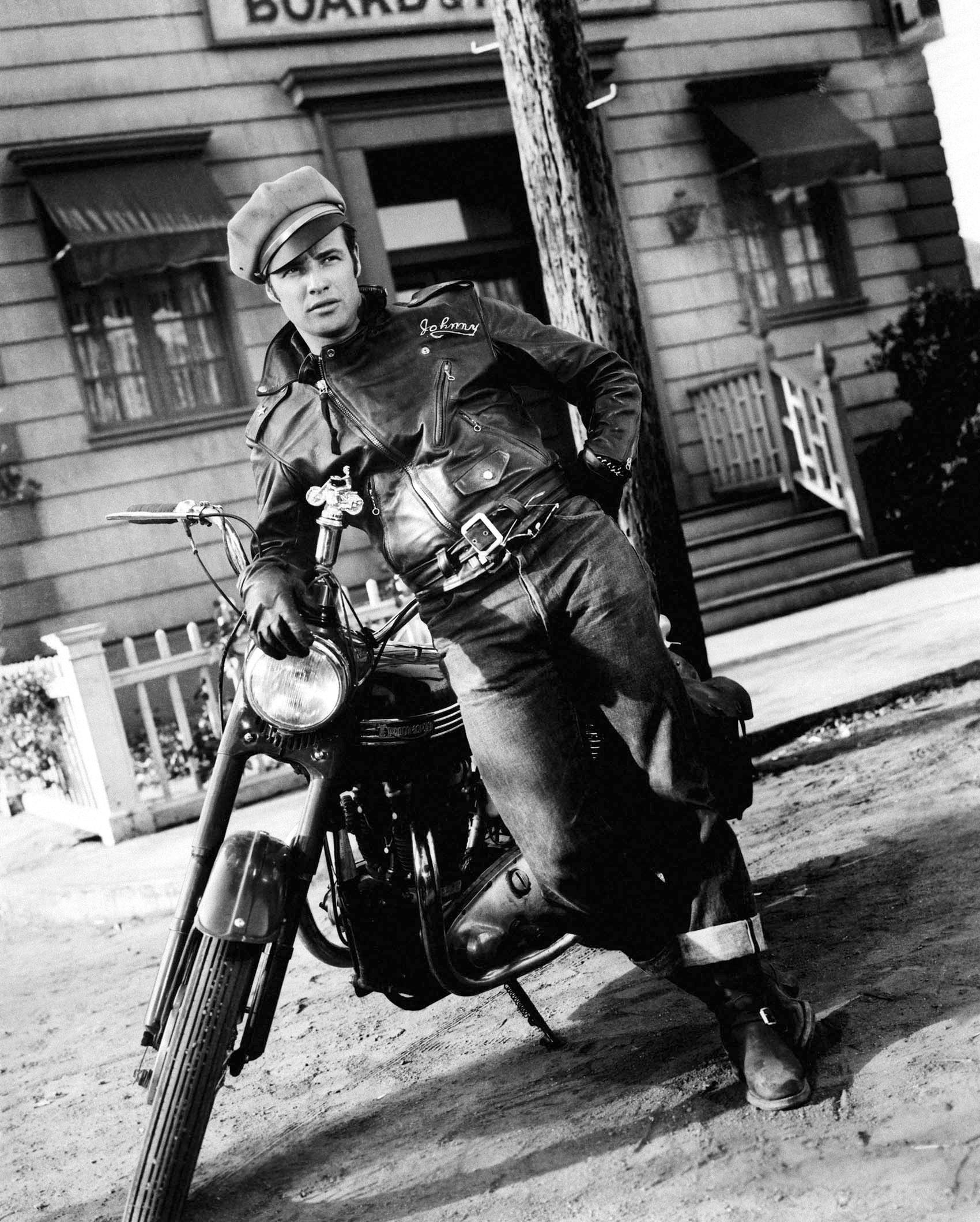 Marlon Brando - Dziki - 1953
