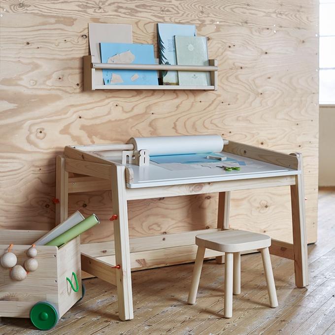 ikea flisat biurko dla dziecka