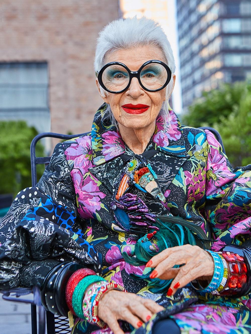Iris Apfel Vogue Portugal