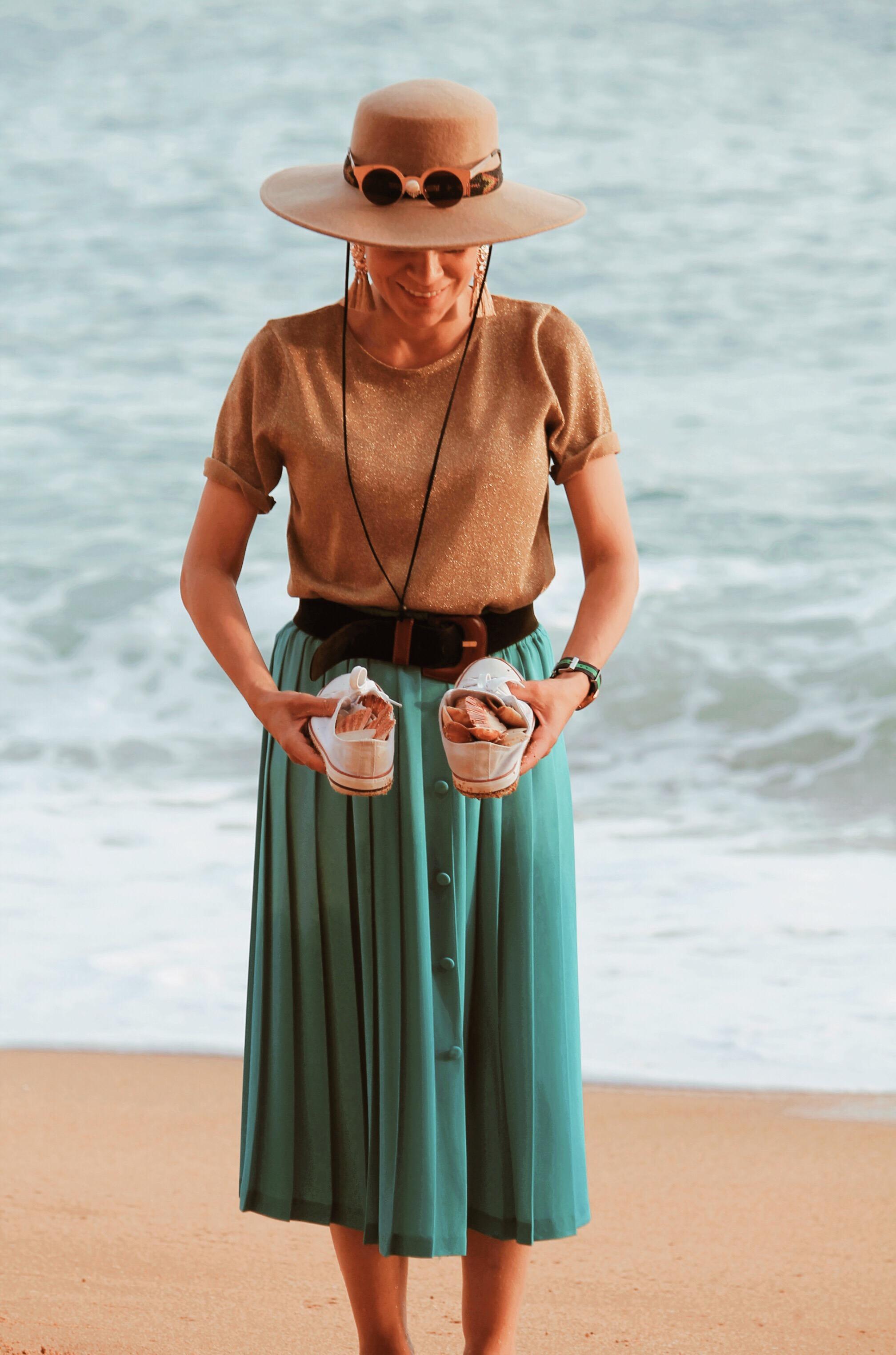 algarve fashion look