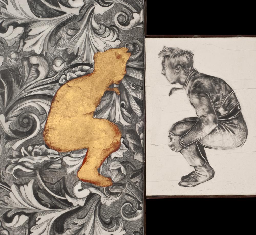 Golden Boy (detail)