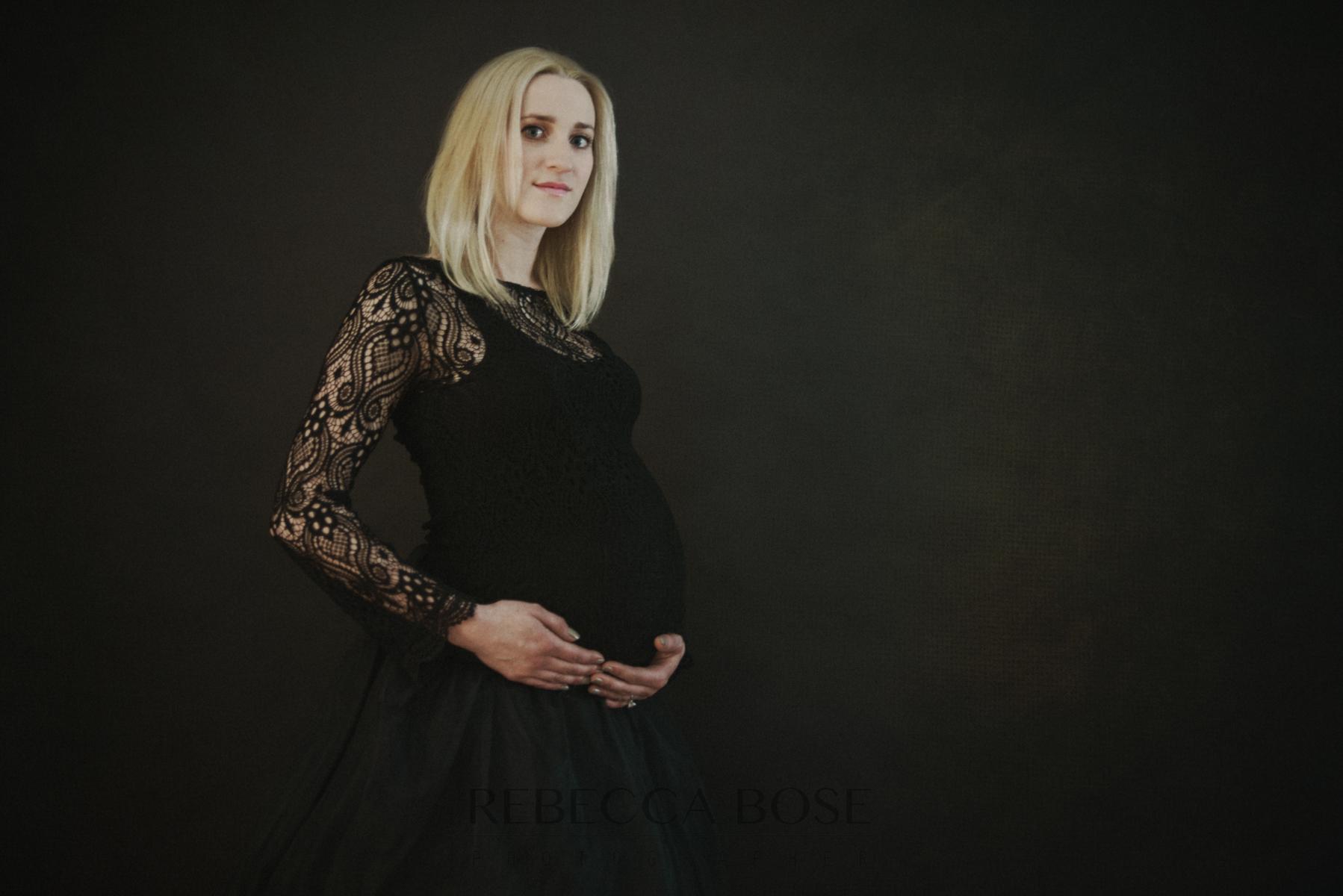 Fashion Maternity Photo