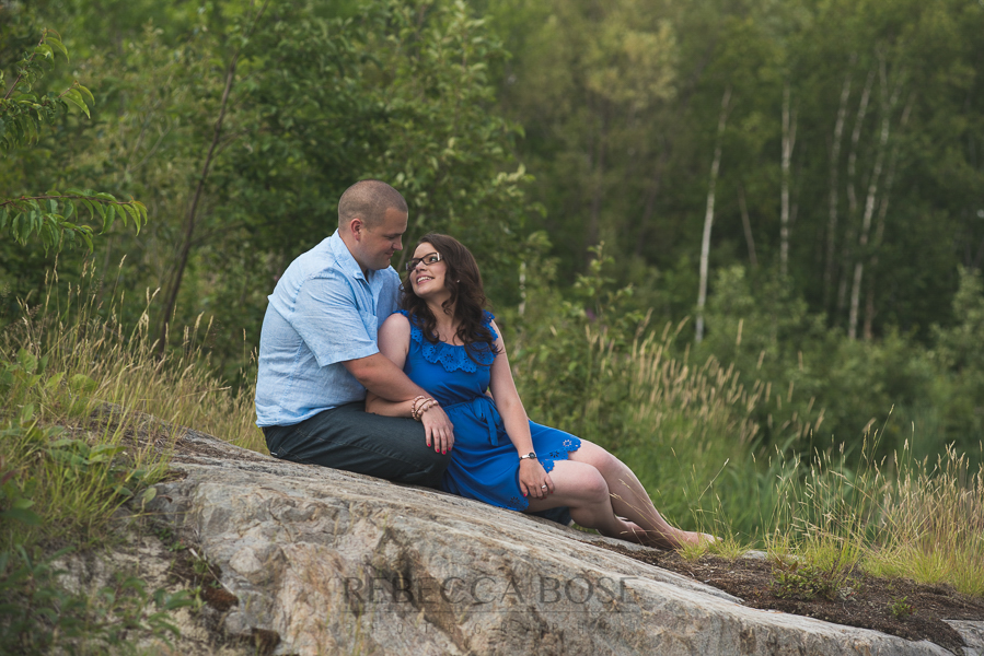Dressy Engagement pictures