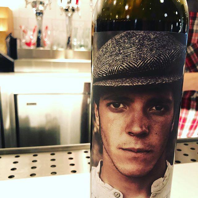 el picaro (mischief maker). #wine #eats #mercado #nyc #littlespain #homecookdnyc #vinotinto