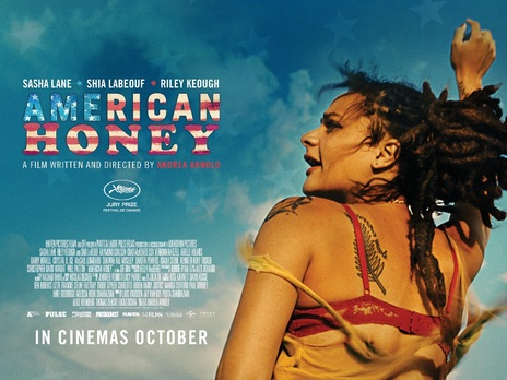 """Andrea Arnold's latest feature-film 'American Honey' includes part of the Stormy Skies video. Described as a film that, """"captures an America the cinema rarely visits.""""Starring Sasha Lane and Shia LaBeouf,""""[a] docu-fairytale that's also a musical of sorts, an oddsey-like roadtrip through the other America,"""" The Guardian"""