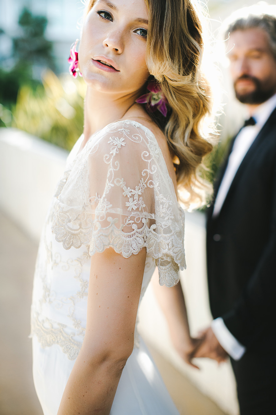 European Destination Wedding in Bali: Kelsey Genna Dress
