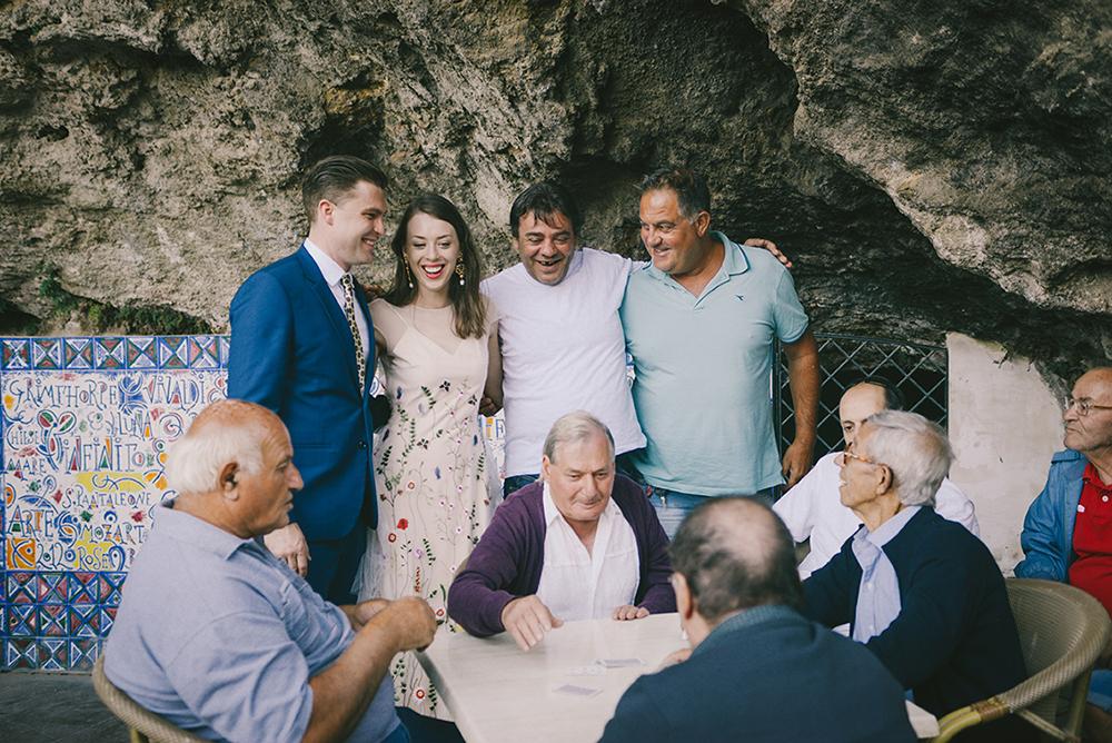 Kelsey Genna Elopement Dress Amalfi