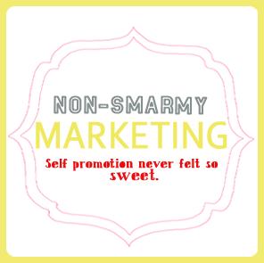 Non-Smarmy Marketing