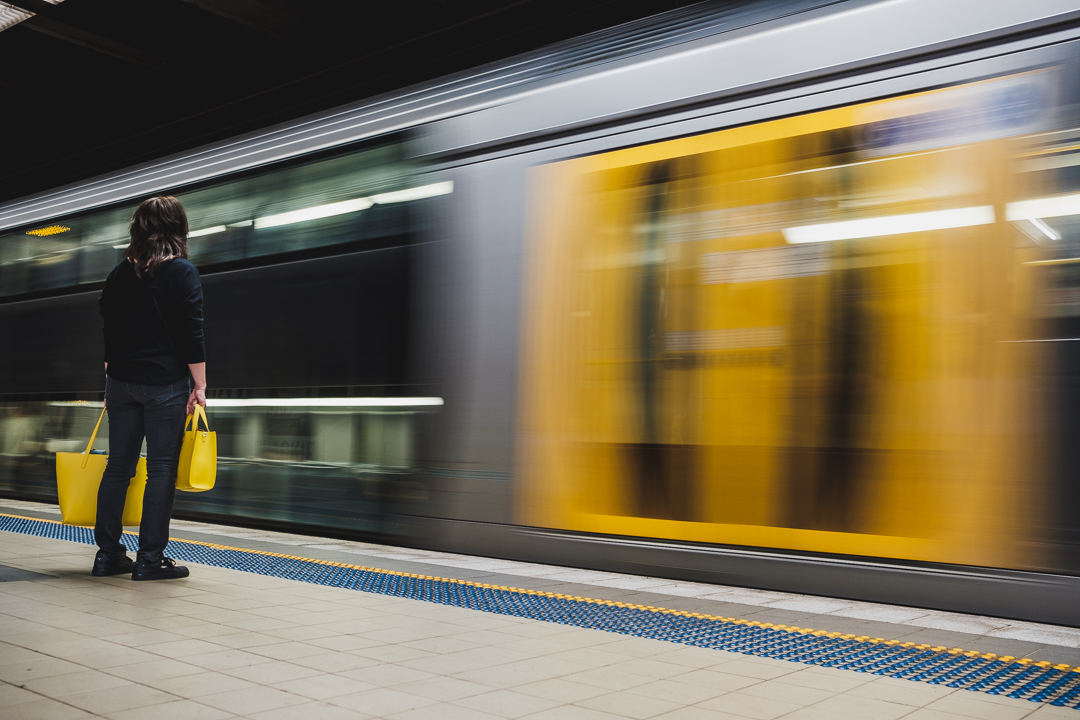 Central Station, Sydney   May 2018