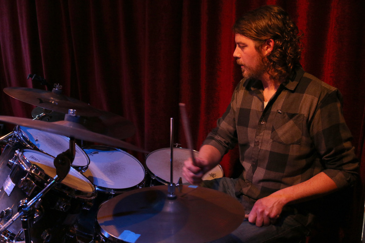 greg martin, drums