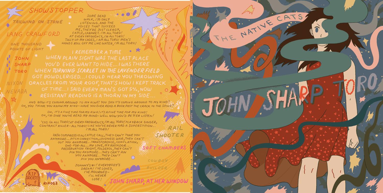 John Sharp Toro — Sophia Foster-Dimino