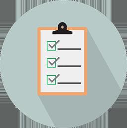checklist badge