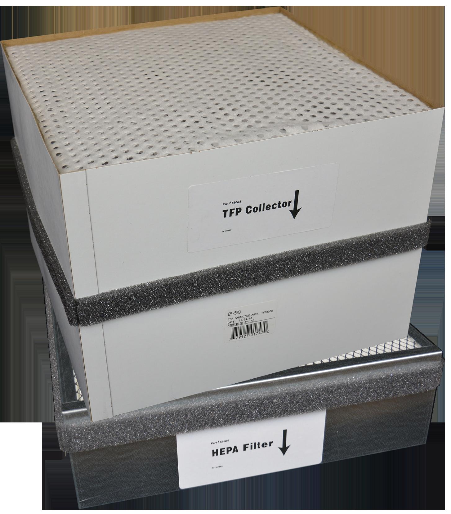 Custom Designed Platinum TrueHEPA Filters -