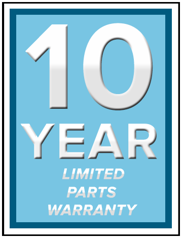 10 Year Limited Parts Warranty.png