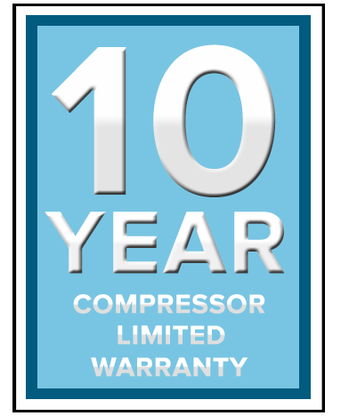 10 Year Compressor Limited Warranty.png