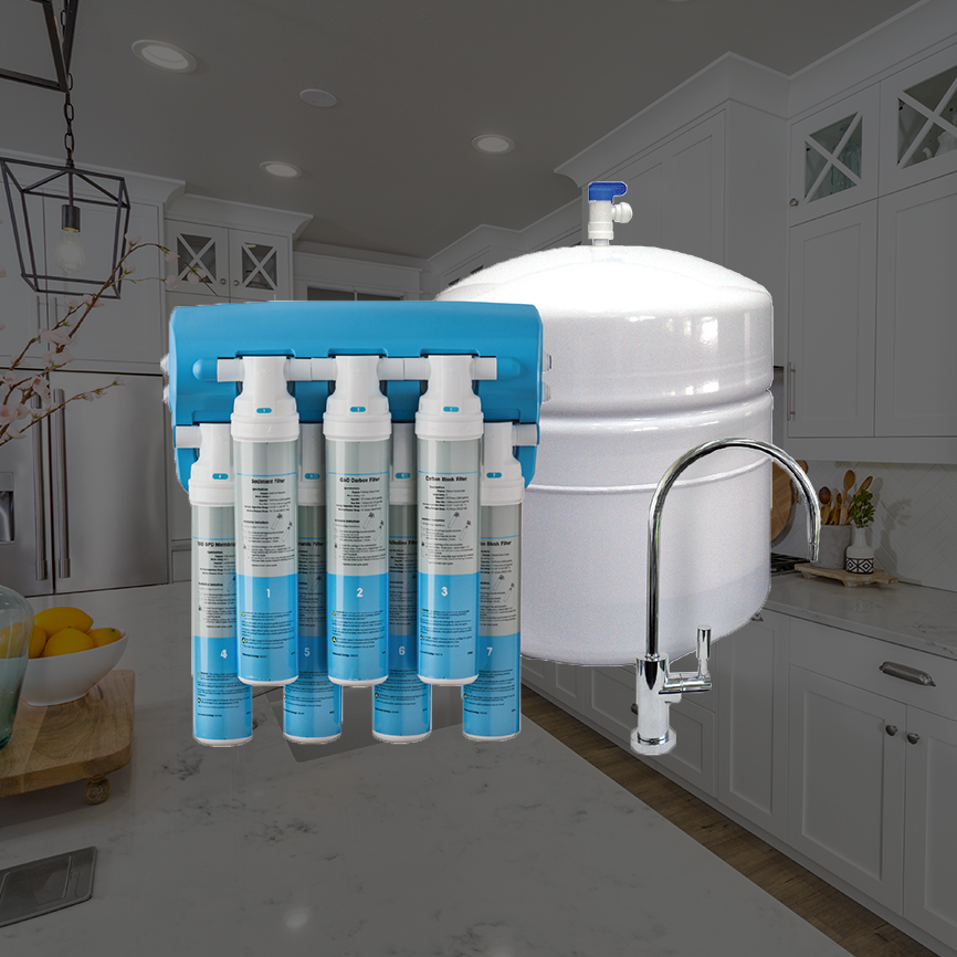 Water Filtration - Installation & Filter Replacement