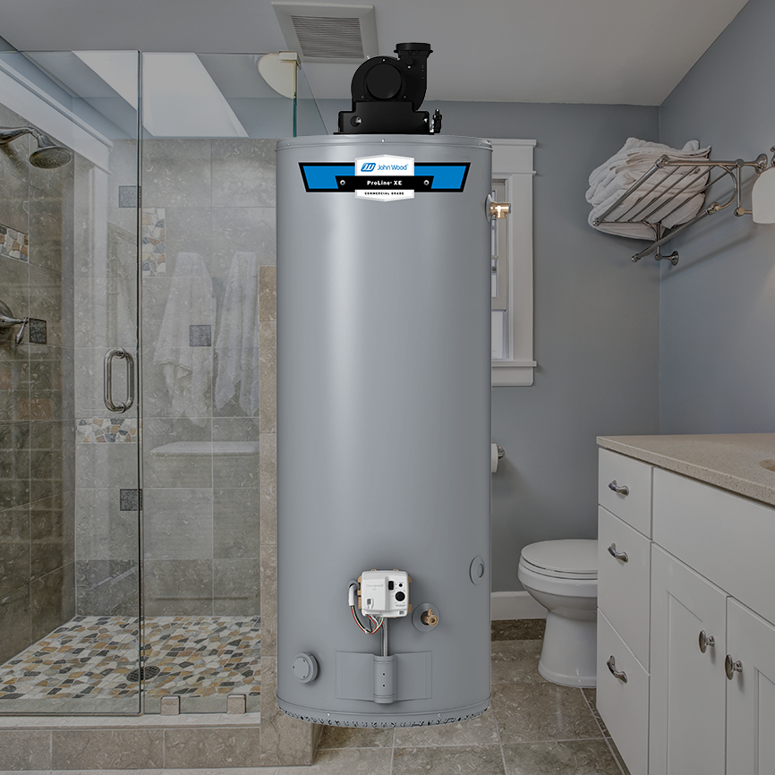Water Heaters - Offering Tank & Tankless Options