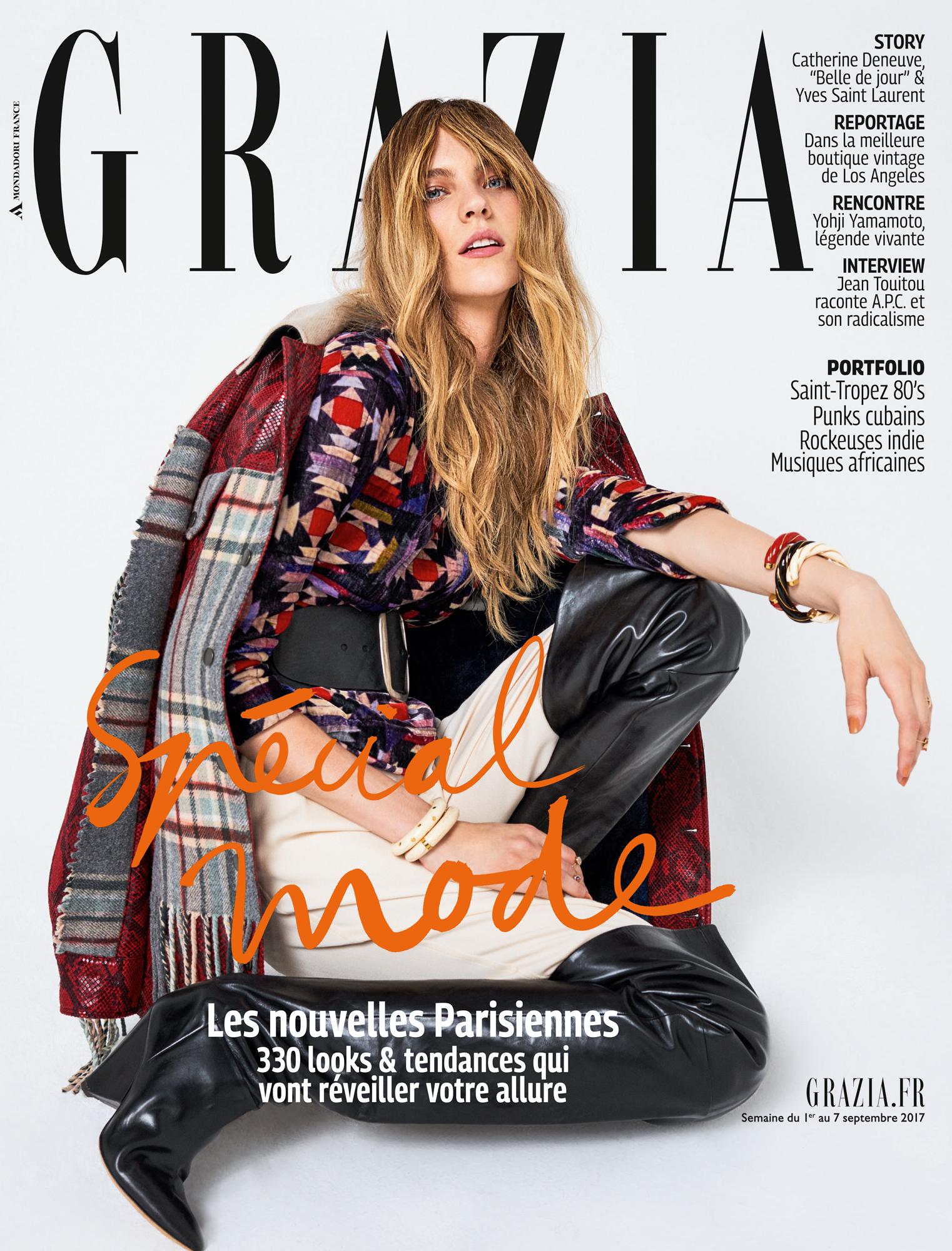 Copy of Nicole Pollard / Grazia Paris
