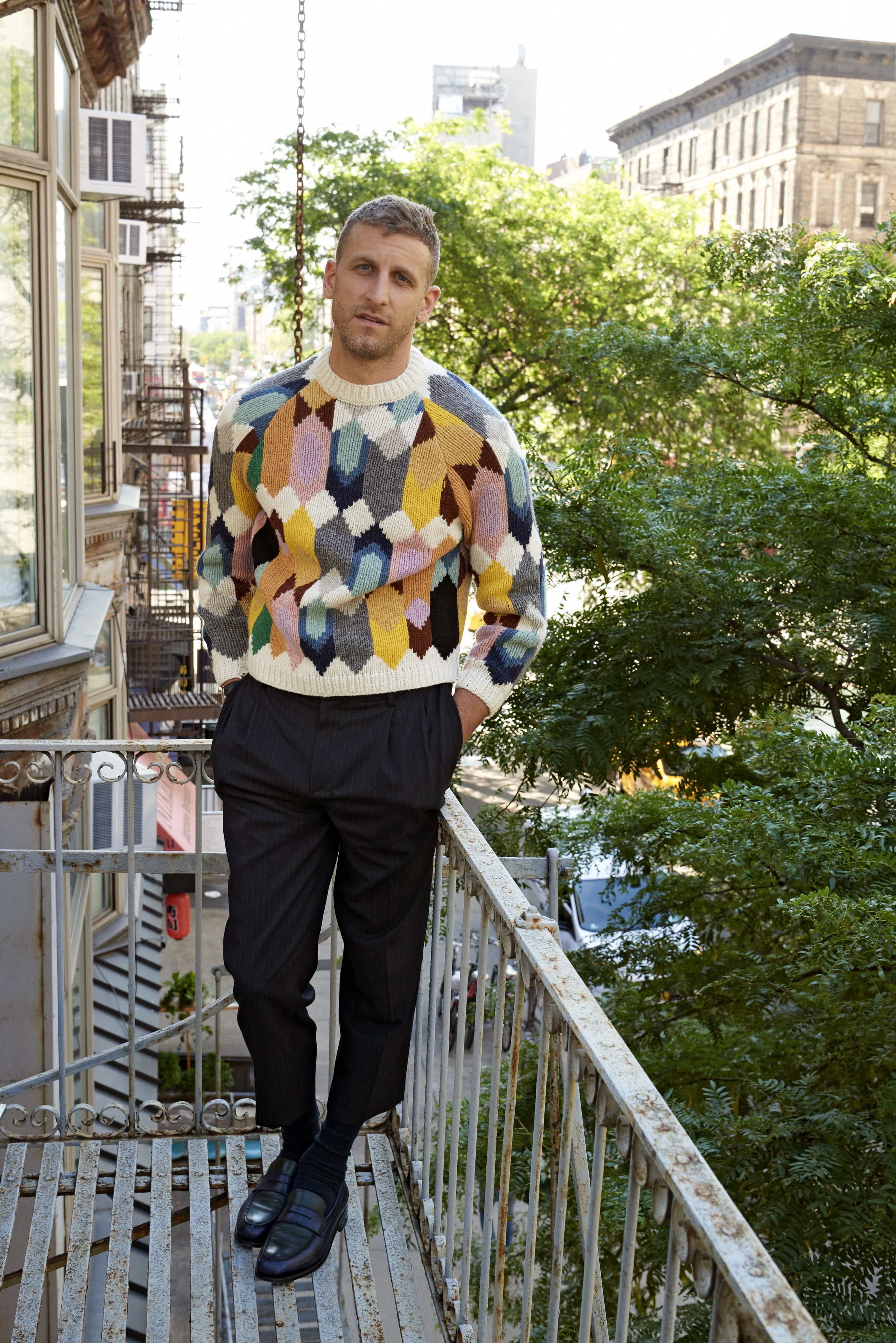 Curtis Kulig / Grazia Homme