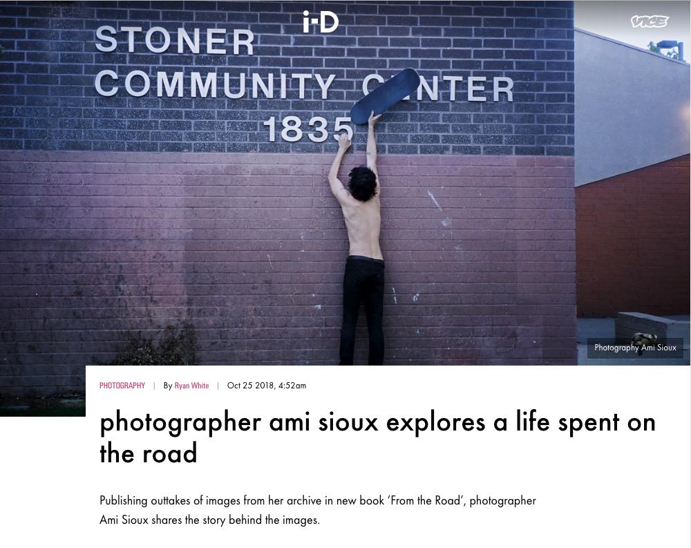 i-D Magazine / October 2018