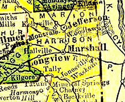 Harrison Co Map, Small 18950-1.jpg