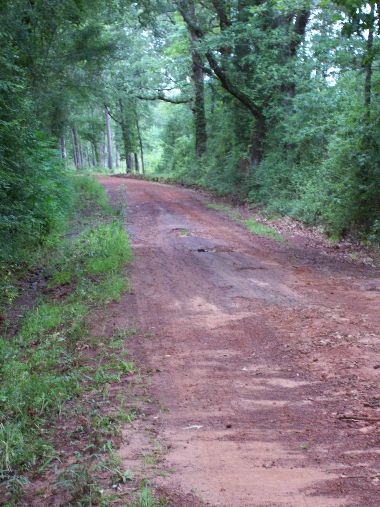 County roads