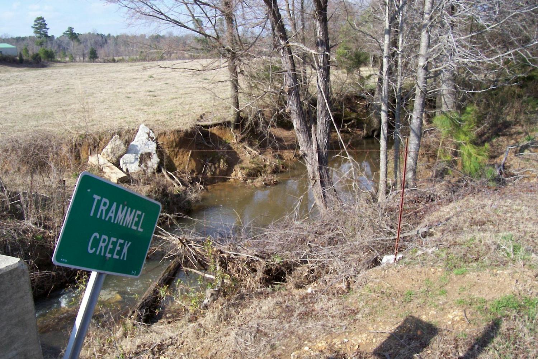 Trammel's Creek