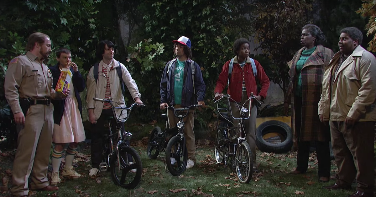 Rolling Stone - See 'SNL' Answer Burning 'Stranger Things' Question in Clever Spoof
