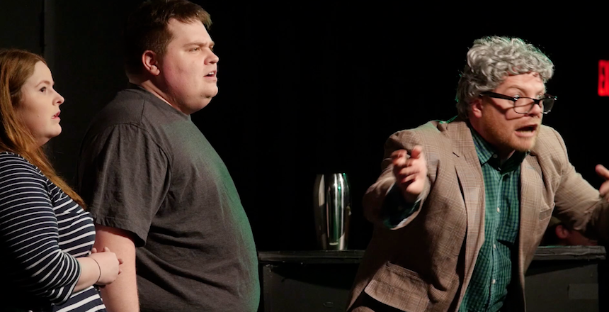 ModernLoss.com - A new show at the Upright Citizens Brigade Theater draws comedy from grief.