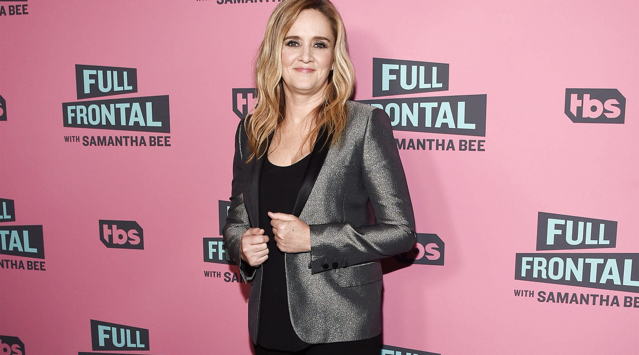 The Bump - Samantha Bee Slams Workplace Culture For Pregnancy Discrimination In Must See Segment