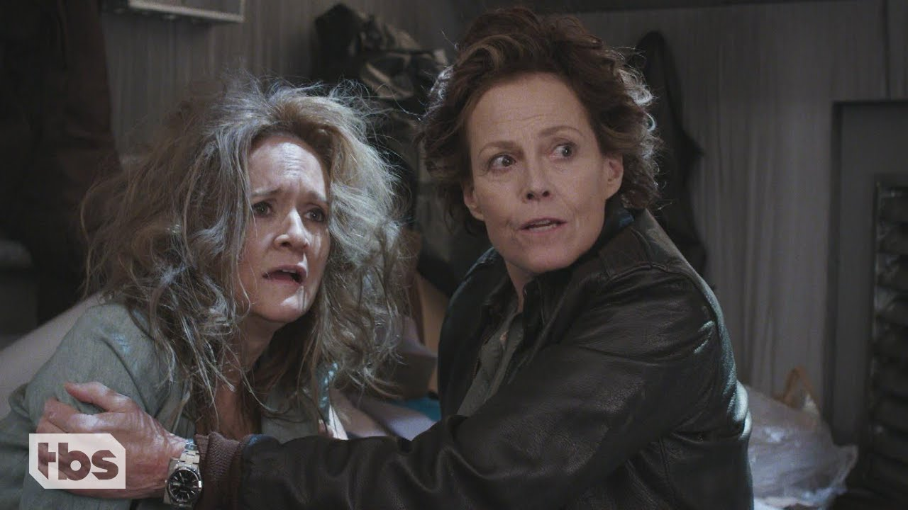 Vulture - Sigourney Weaver Joins Samantha Bee in the 2020 Election Hellscape
